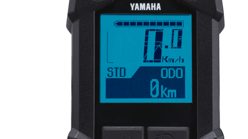 The YAMAHA LCD-X Display